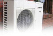 Air and ground source heat pumps by Mere End Consultants