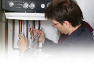 Boiler replacement by Mere End Consultants
