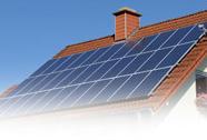 solar panels by Mere End Consultants