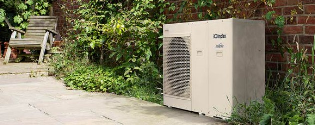 AIR & GROUND SOURCE HEAT PUMPS